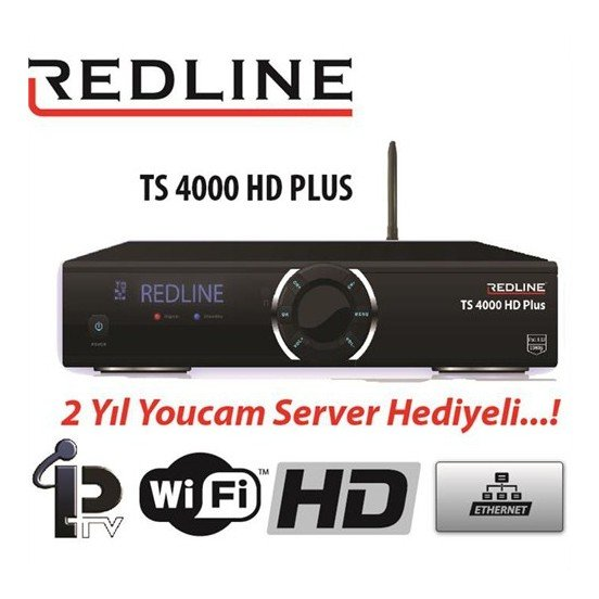 REDLİNE TS 4000 İPTV