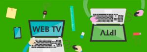 iptv web tv server