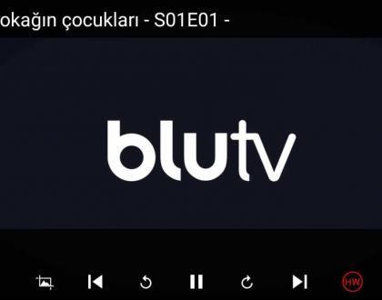 Sokağın Çocukları Blu TV Dizisi.