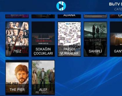 Alef Blu TV Dizisi İPTV Sistemlerimize Eklenmiştir.